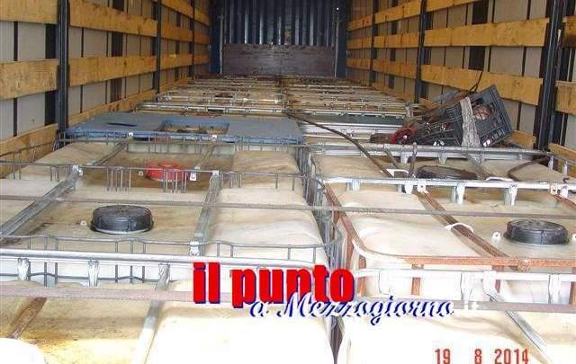 """Contrabbando di carburante sull'A1 a Cassino, sequestrati 29mila litri di gasolio """"camuffato"""""""