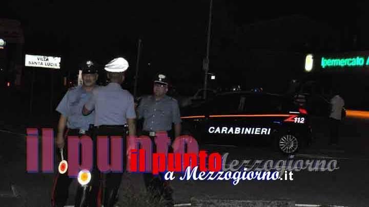 Rissa in piazza Labriola, un naso rotto e due denunciati