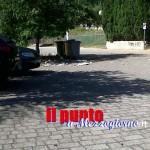 parcheggio teatro romano