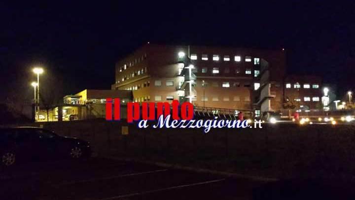 """Black out al Santa Scolastica di Cassino, ospedale """"spento"""" per circa tre ore"""