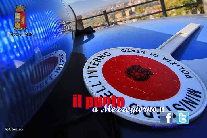 """Soggiorna a """"scrocco"""" negli alberghi di Fiuggi e si scaglia contro gli agenti, arrestato turista tedesco"""