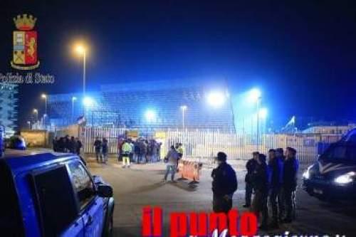 Frosinone-Latina, la questura prepara il dispositivo sicurezza per il derby