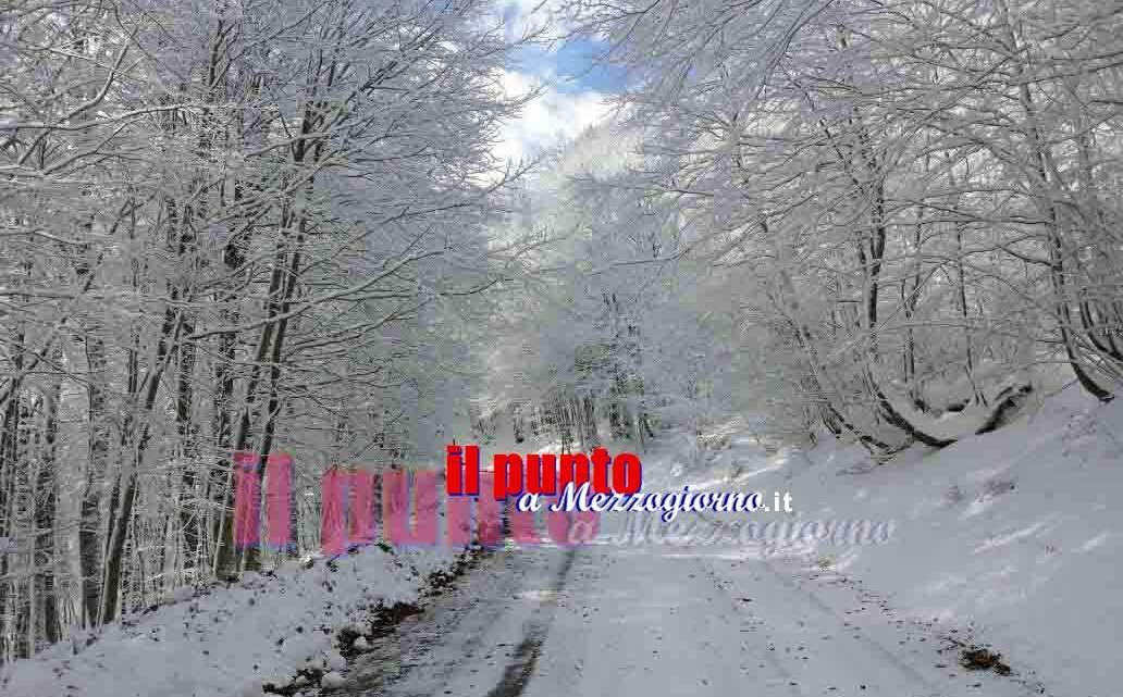 Terremoto, la neve e le scosse tornano ad Amatrice