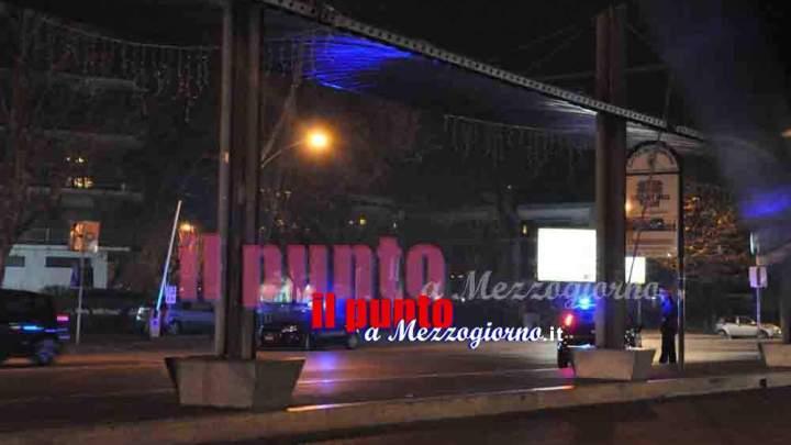 Incidente stradale a Cassino, 20enne si rifiuta di sottoporsi ad esami: denunciato