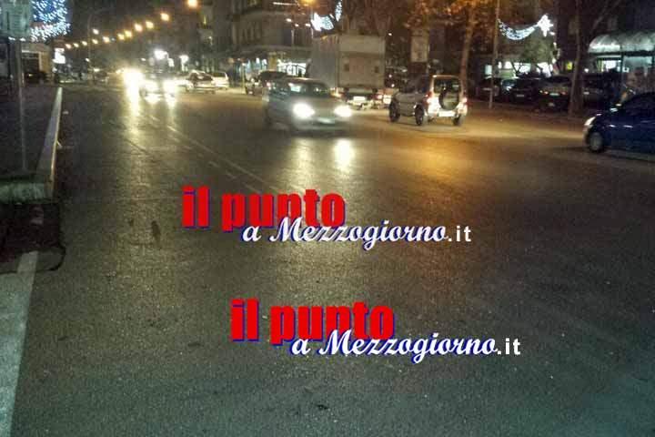 Alessandro torna a casa, ritrovato in centro a Cassino
