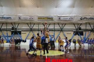 Basket: Battuta d'arresto per Sora 2000, fermata 73-67 da Ostia