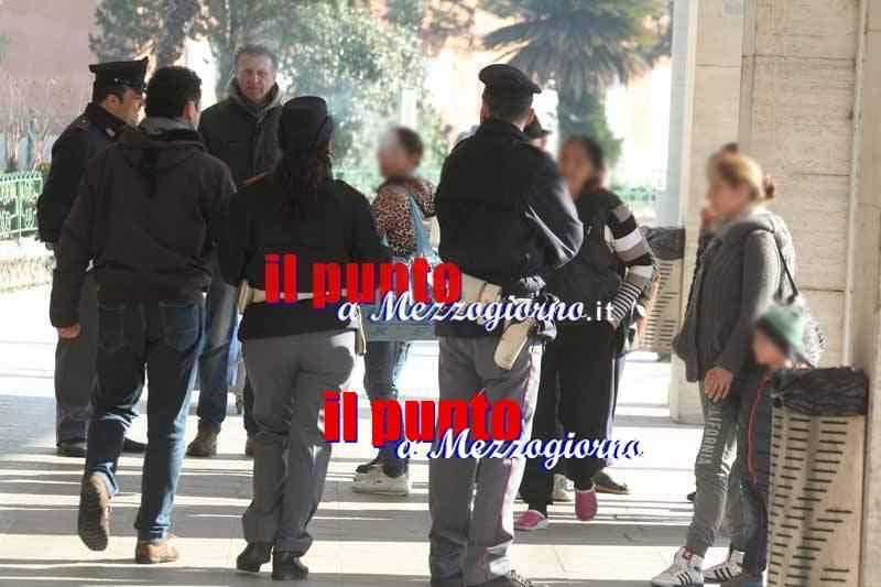 Aggredisce gli agenti che gli chiedono i documenti, straniero arrestato in stazione a Cassino