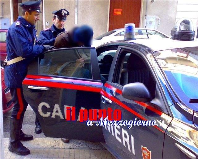 Picchia e violenta la ex moglie a Isernia, arrestato operaio 50enne