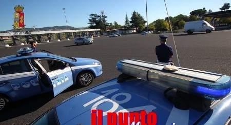 Ricettazione in autostrada: la Polizia denuncia due pregiudicati