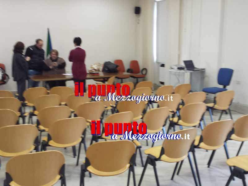 Convegno sulla disabilità a Pontecorvo, la sala è vuota – L'INTERVISTA