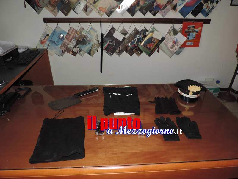 Pistola alla mano tentano la rapina al supermercato di Ceccano, arrestati dai carabinieri