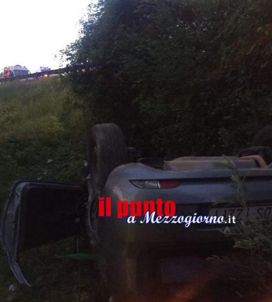 Atleti feriti sull'A1 a Cassino, elitrasportata a Roma la 17enne