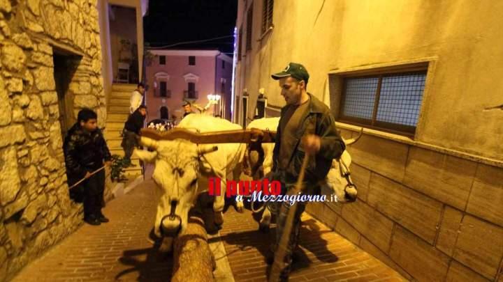 """A Pastena si celebra la festa del """"maggio"""" – VIDEO"""