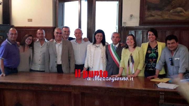 Pontecorvo,  conferiti gli incarichi ai consiglieri comunali di Maggioranza