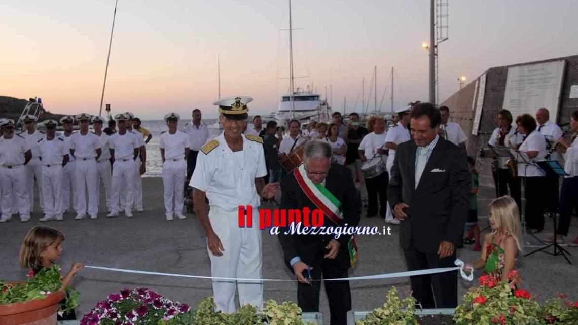 Inaugurata la nuova sede dell'Ufficio marittimo di Ventotene