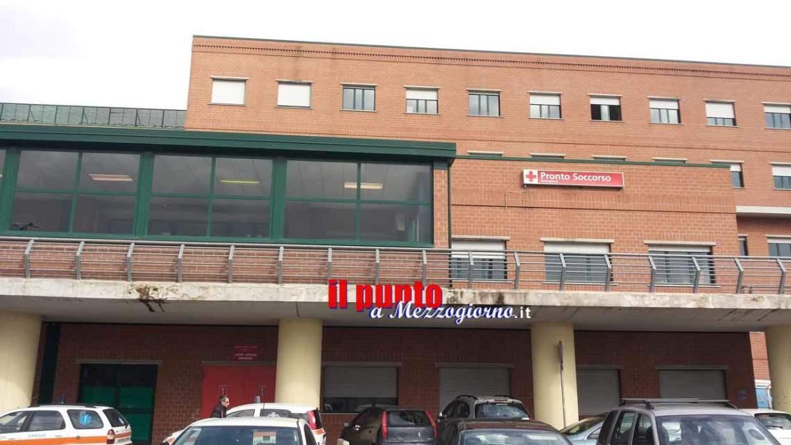 Ragazza arriva in ospedale ferita, si teme violenza domestica