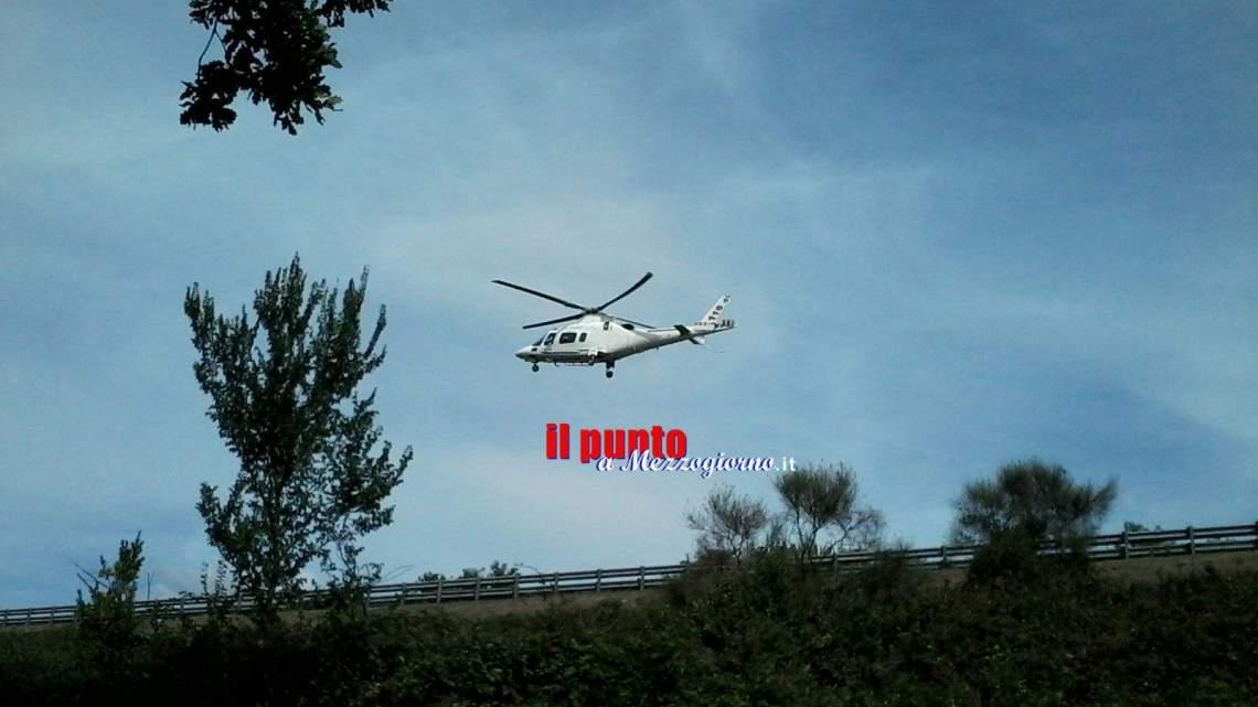 Grave infortunio di un operaio alla vigilia della visita del premier Renzi a Piedimonte San Germano