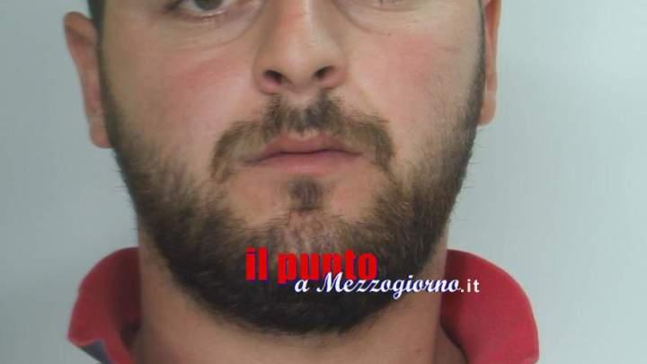 Latitante dei Casalesi a Roccamonfina, arrestato un 27enne del posto per favoreggiamento