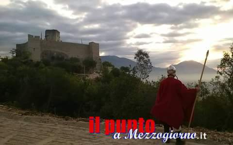"""""""I Giorni di Giano"""", spenti i riflettori la Rocca Janula di Cassino rischia di tornare nelle tenebre"""