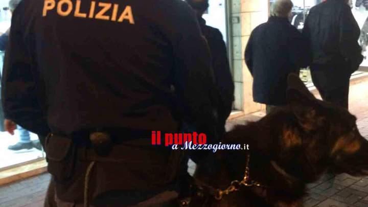 """Bombe a Cassino come le pistolettate di gennaio. """"Stretta"""" della polizia, più agenti per controlli a tappeto"""