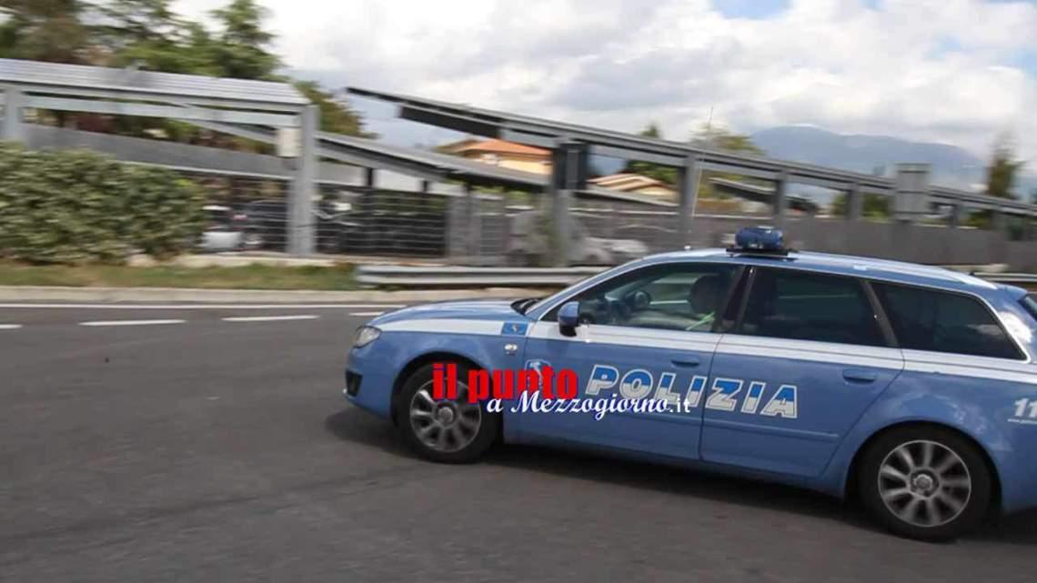 Razziatori di stazioni di servizio, otto arresti ad Anagni