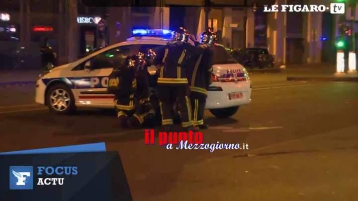 Parigi sotto attacco, cento morti al Bataclan