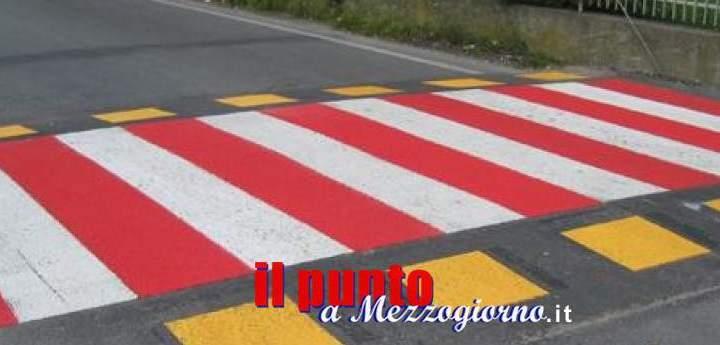 Via San Pasquale: dissuasori di velocità rialzati, per una maggiore sicurezza stradale