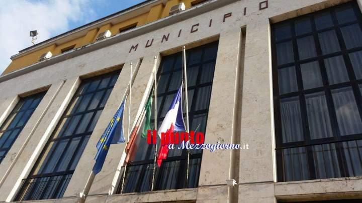 Palombo; grazie al comando dei carabinieri. presto altre due telecamere in piazza Labriola