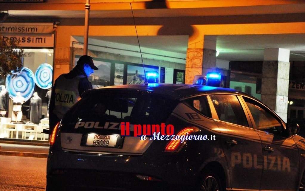 Due colpi in una notte, denunciato noto pregiudicato di Frosinone
