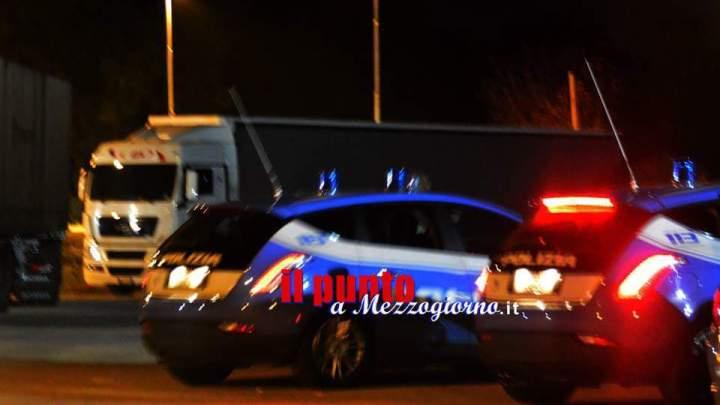 La prostituzione nella stretta dei controlli della polizia, 9 donne allontanate