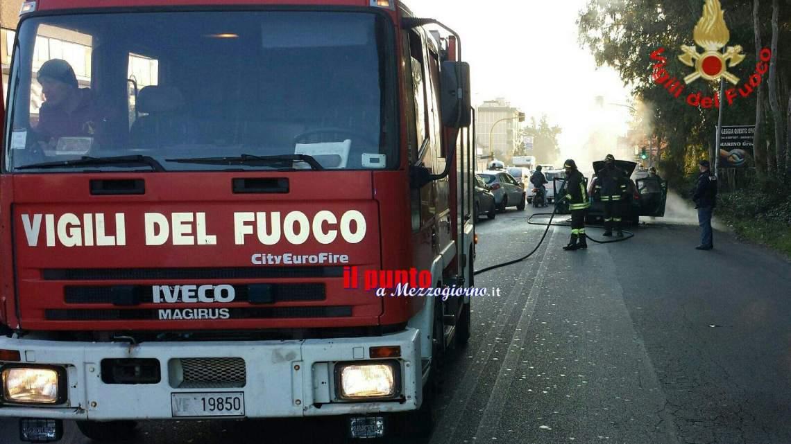 Incidente stradale sulla Cassino Sora, ferite due coppie di coniugi