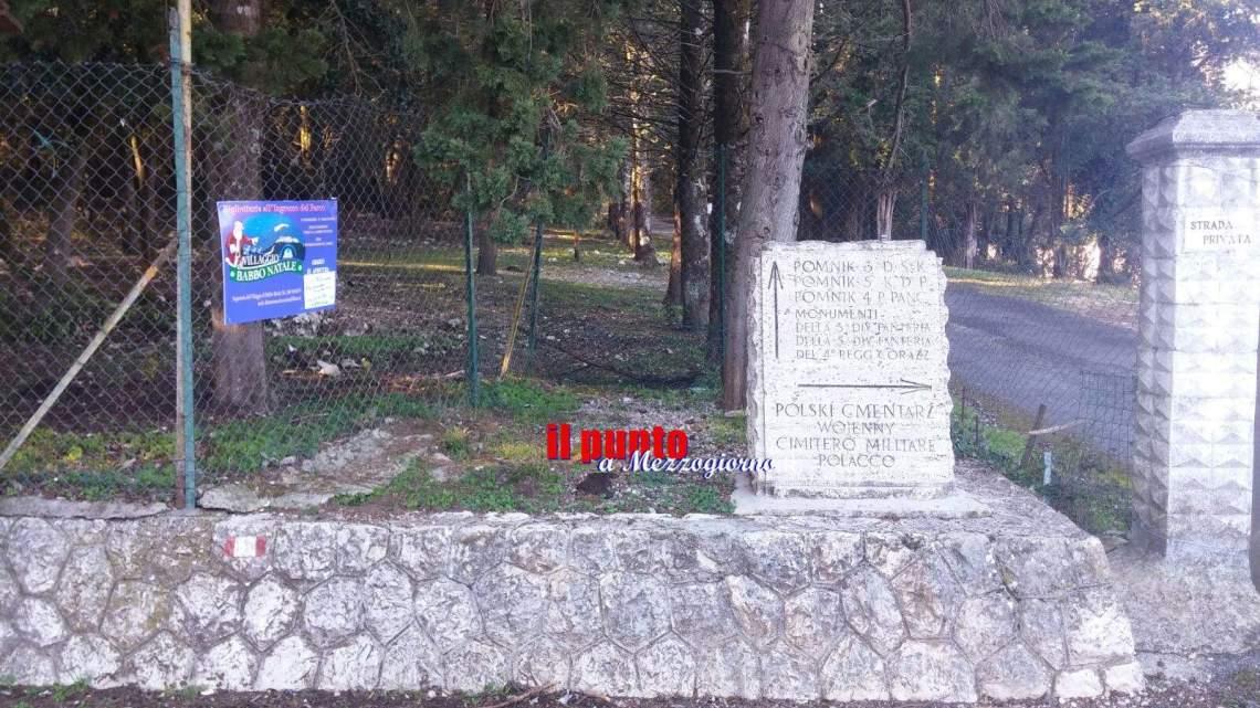 """Villaggio di Natale a Montecassino, il sindaco:  """"Un tavolo tecnico contro l'oltraggio a pagamento"""""""