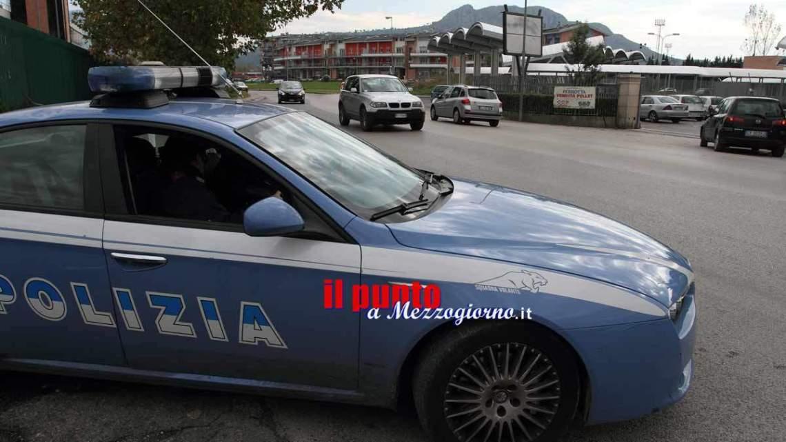 """Cassino: controlli della Polizia di Stato con il tecnologico """"Mercurio"""""""