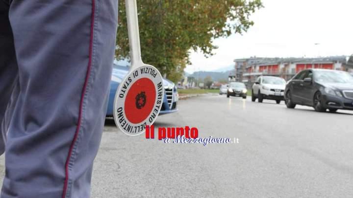 Cassino- La Polizia di Stato mette in atto controlli straordinari. Fondamentale l'ausilio del sistema Mercurio