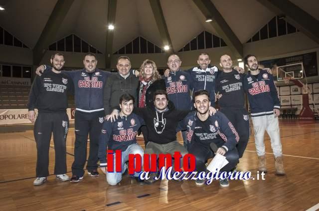 Basket: La Virtus Cassino supera anche la LUISS al PalaSoriano di Atina