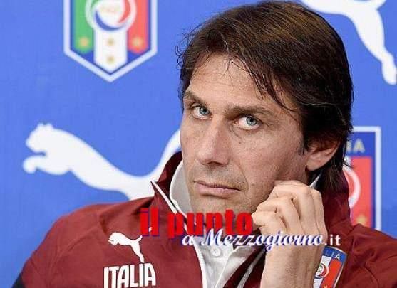 Frosinone Napoli, Antonio Conte in tribuna e paura per i tifosi fuori dal Matusa