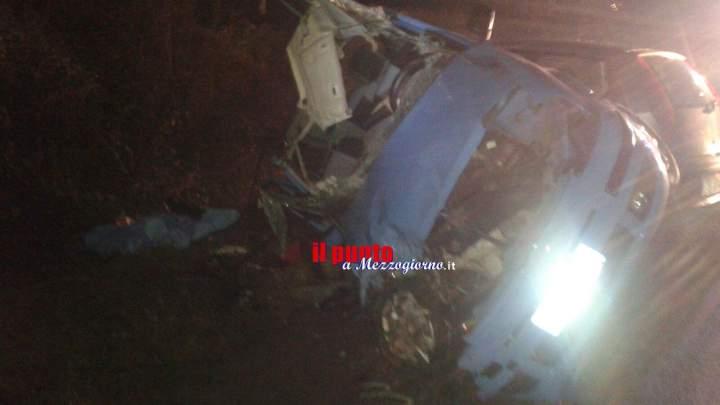 Incidente stradale a Cassino, prognosi di 20 giorni per la 16enne, sorella gemella della vittima