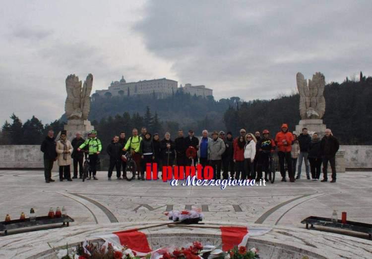 manifestazione ambientalisti per albaneta