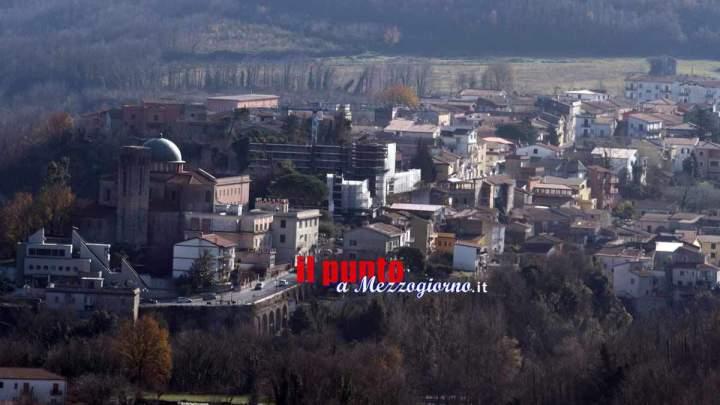 Minaccia di morte la ex moglie, 38enne arrestato a Mignano Monte Lungo