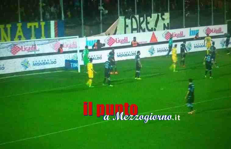 Frosinone costringe la Lazio al pareggio e mantiene accesa la fiammella della zona salvezza