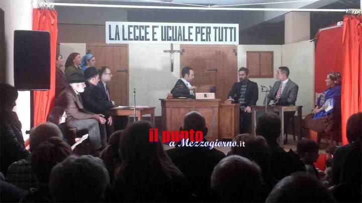 Tradizioni e dialetto rivivono in una brillante commedia a Pastena, il plauso di Angelo D'Ovidio