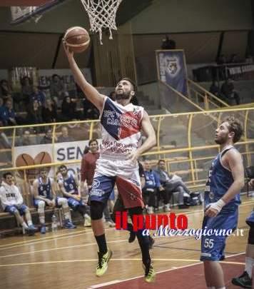 Basket: Big match al Soriano di Atina, la Virtus affronta una lanciatissima Scauri