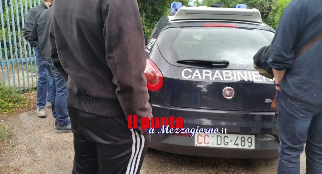 Ladro seriale finisce nella rete dei carabinieri a Ferentino
