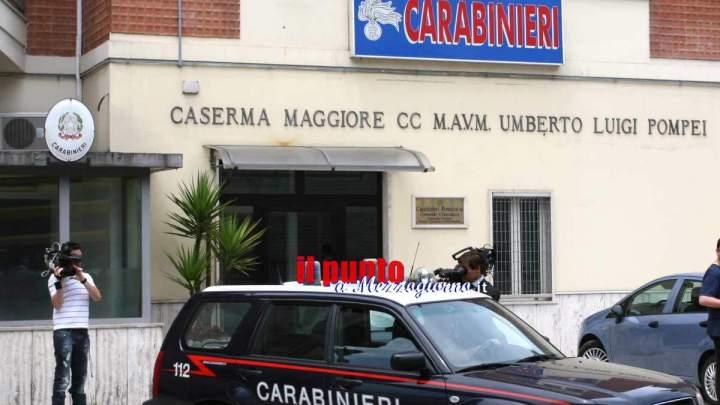Dall'Abruzzo per spacciare droga a Colfelice, due persone arrestate. Una ha 16 anni