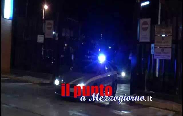 Auto nel torrente a Frosinone, ragazza salvata da un agente di polizia