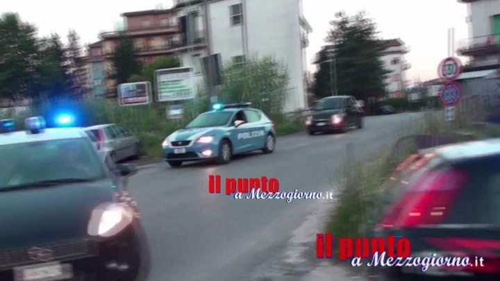 Mamma di Supino salvata dalla Polizia a Pietrelcina. Atti di autolesionismo per lei. Ferite ai polsi per il figlio di un anno