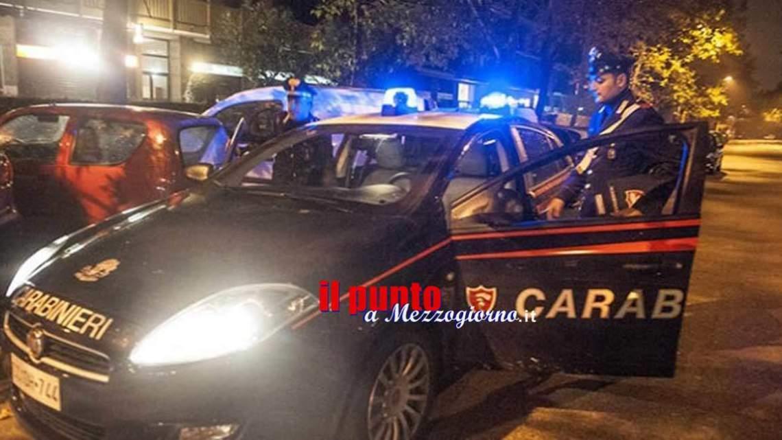 Arrestati dai carabinieri mentre rubavano negli uffici della Asl