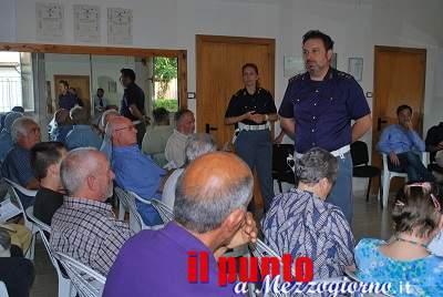 La Polizia di Stato a Cassino : consigli antitruffa