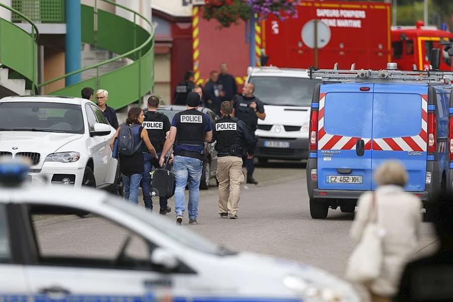 Aggressione ai cristiani a Rouen in Francia, il cordoglio del centro islamico di Cassino