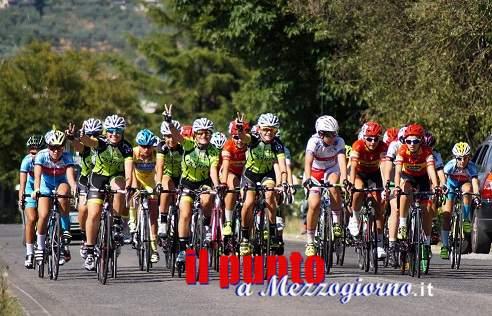 Anagni: Trofeo Crazy Bar, il ciclismo su strada si 'tinge di rosa'
